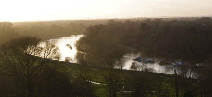 Sweet Thames of Richmond Hill