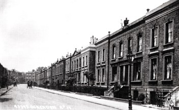 aaaOckie Road historical