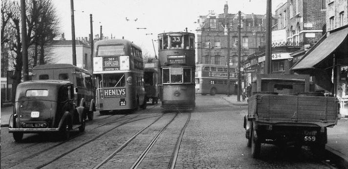 essex road balls pond road c1949.jpg